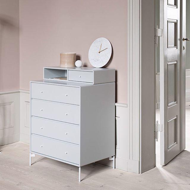 KEEP – the perfect dresser in the bedroom or your hallway. #montanafurniture #danishdesign #homedecor #interiordesign #dresser #bedroomdecor