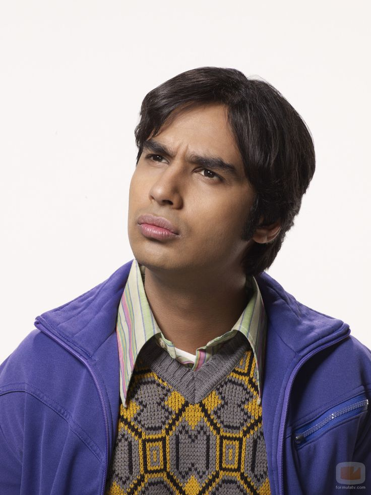 "Kunal Nayyar (as Raj Koothrappali) in ""The Big Bang Theory"" (TV Series)"
