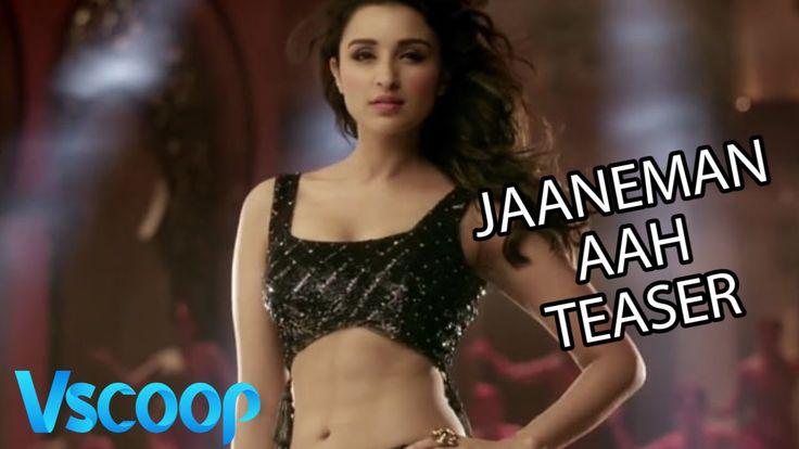 JAANEMAN AAH Video Song TEASER | DISHOOM | Varun Dhawan & Parineeti Chopra Sizzle #VSCOOP