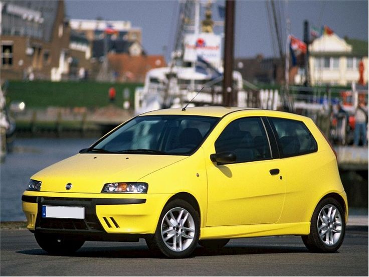 Fiat Punto Sporting 18