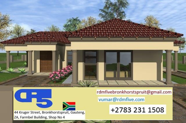House Plan No W2461 House Plans South Africa Best House Plans House Plans