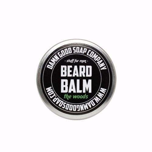 Balsam do brody The Woods Damn Good Soap Company #beard #beardcare #BeardManPL