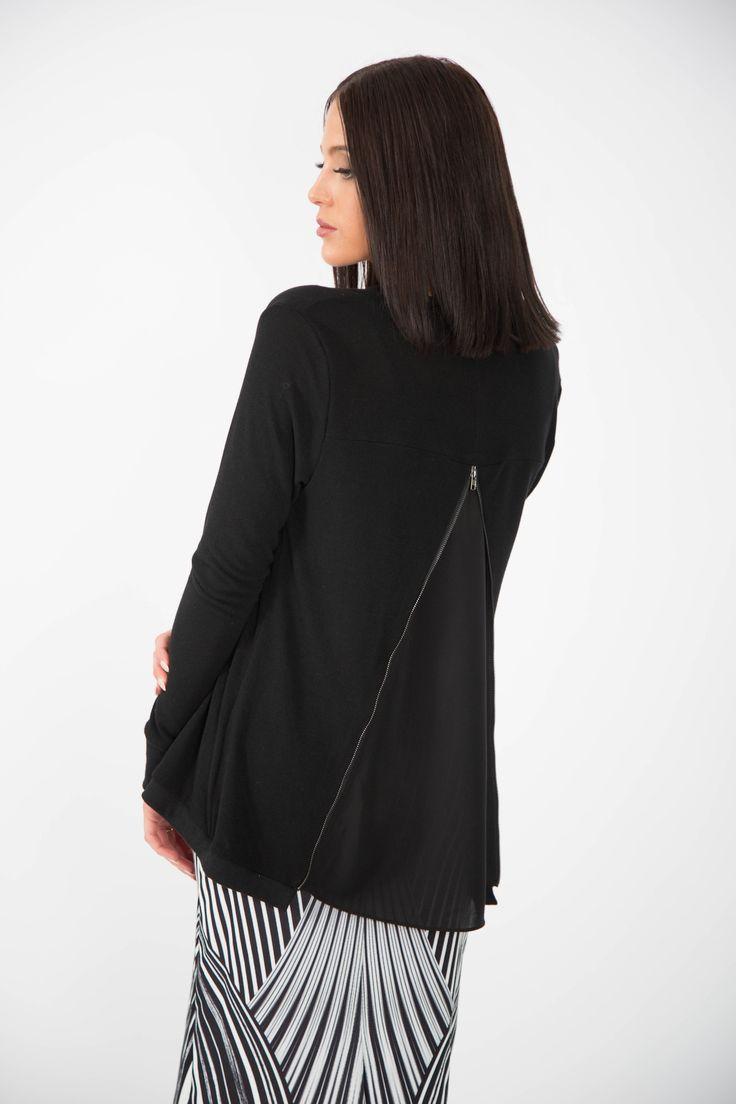 Smart Lace Insert Cardigan for modern women. #workwear #cardigan #womensfashion
