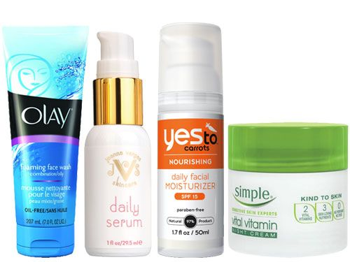 The best products to try if you have combination skin!