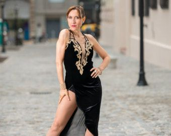 Vestido de Tango  Tango moda diseño Mimi Pinzon