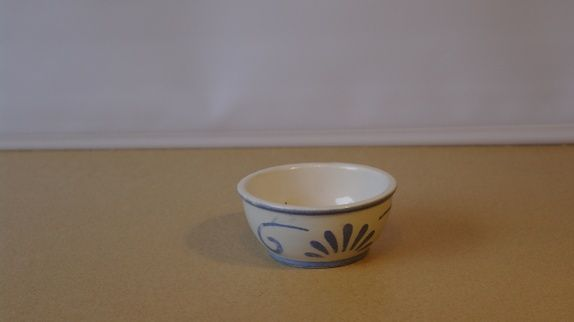 Sukkerskål keramikk