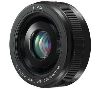 News - Latest News - Announcing the new LUMIX G 20 mm / F1.7 II ASPH - Panasonic UK & Ireland