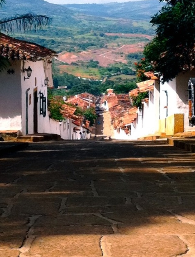 San Gil, Colombia Missing you
