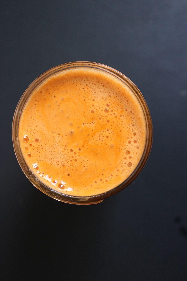 Carrot Ginger Orange Juice