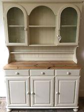 Ducal of London Pine Farmhouse Kitchen Welsh Dresser Shabby Chic