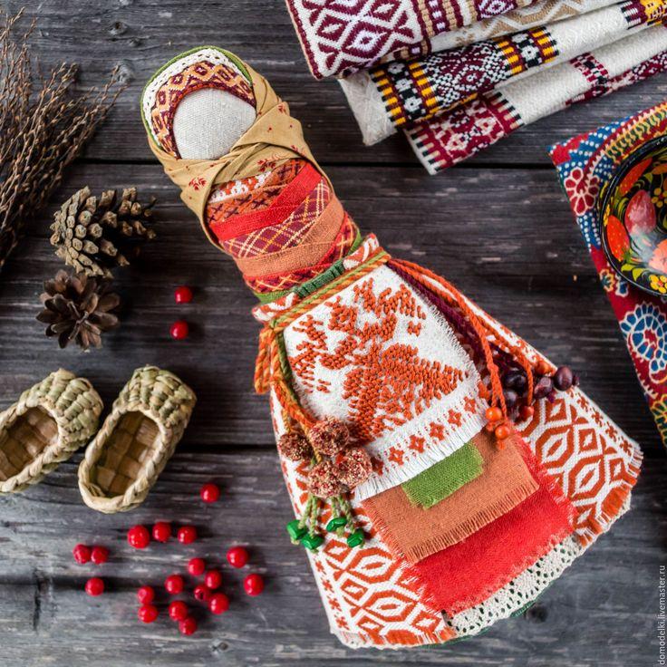 Купить Славянская кукла на удачное замужество - кукла-оберег, русская кукла, народная кукла оберег