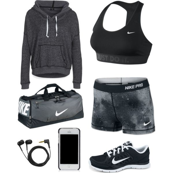 Need more sports gear!