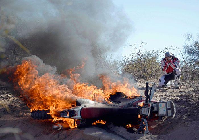 """Dakar 2014 - """"From zero to Hero"""""""