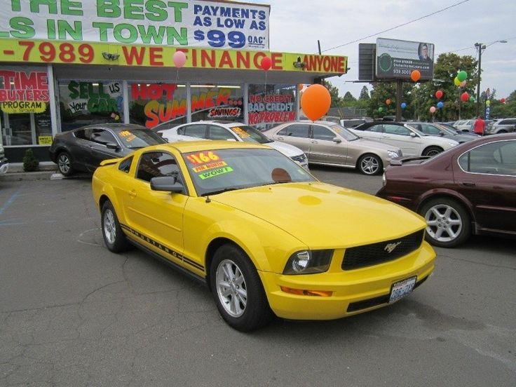 =>2006 Ford Mustang st40931 Inventory Northtown Auto