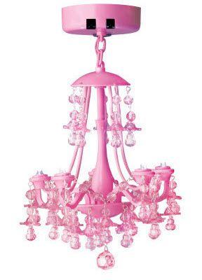 Locker chandeliers from Locker Lookz
