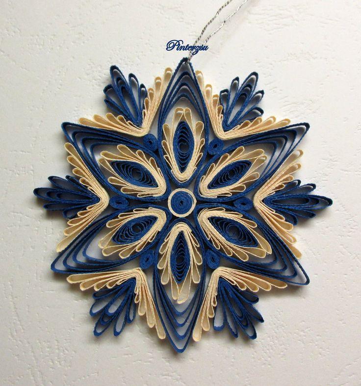 Snowflake by pinterzsu on deviantART