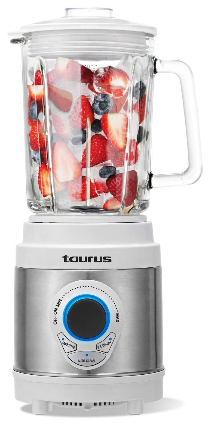 Liquadora Potent Glass Jug Blender  http://www.taurusappliances.co.za/products/liquadora-potent-jug-blender-912850