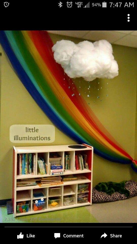 Fabric Rainbow