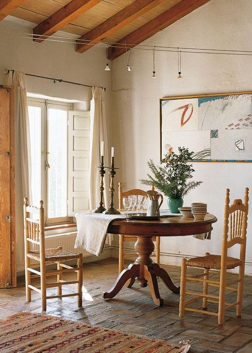 17 best Mesa redonda images on Pinterest   Mesa redonda, Dining ...