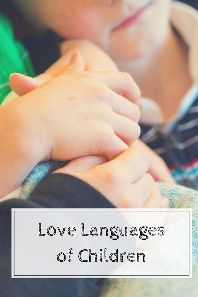 Do you know the love languages of your children? Understanding that will help with connection and discipline! It's easy and interesting.