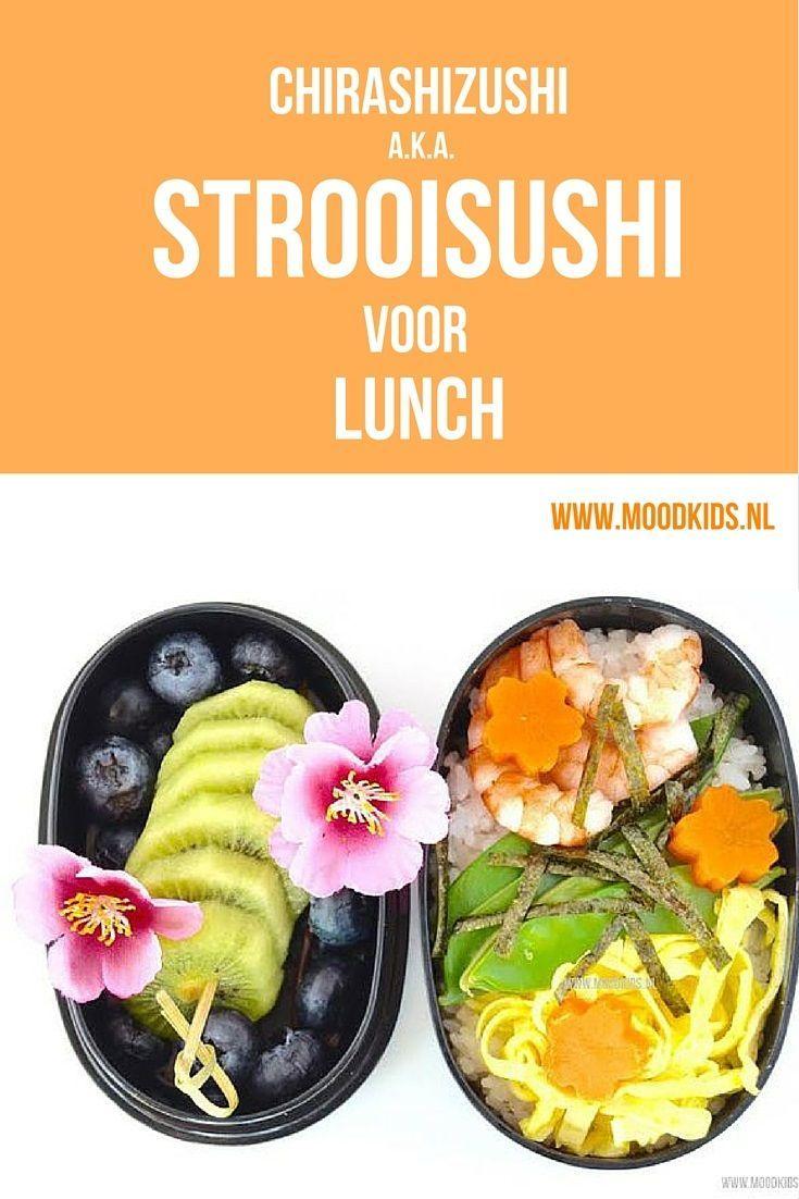 3 maart is het meisjes-dag in Japan. Ter ere daarvan maakt Roppongi een meisjesdag lunchtrommel met chirashizushi (strooisushi). Niet alleen lekker voor kleine meisjes, maar ook voor de lunch voor grote meisjes. ;) Het recept vind je op onze blog#dutchbento