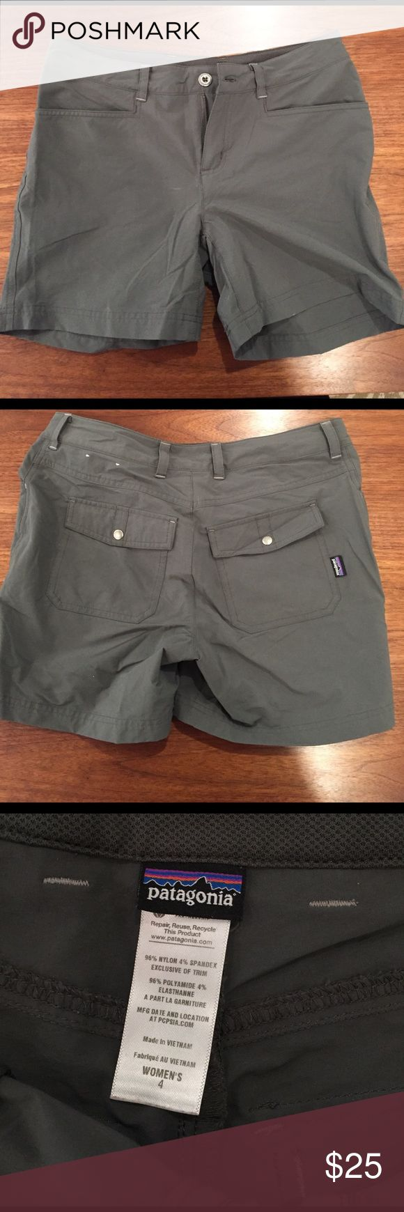 Patagonia Hiking Shorts Great conditions, only worn a handful of times Patagonia Shorts