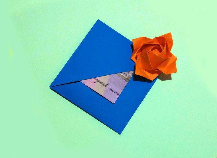 Отличного, красивые открытки с оригами