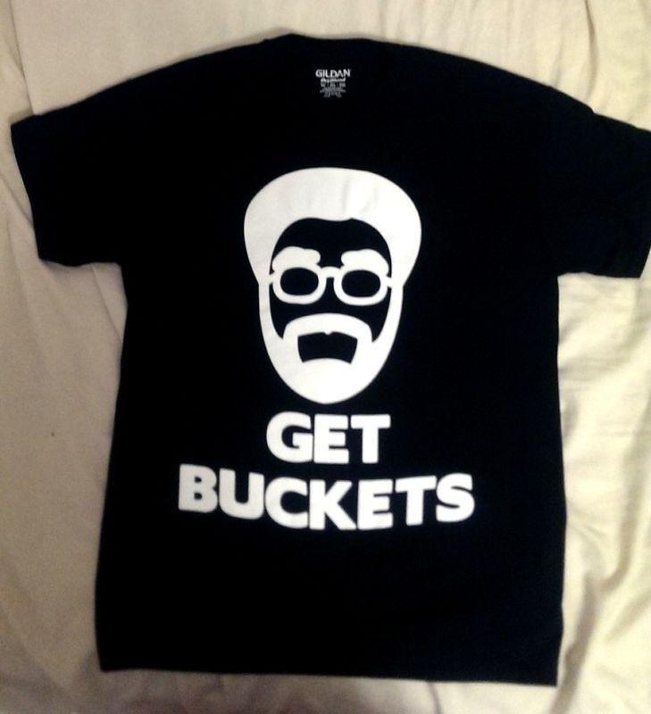 Uncle Drew Kyrie Irving Get Buckets Shirt Jordan Kobe Lebron   eBay