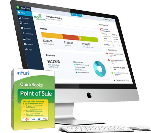#QuickBooks Point of Sale is Intuit's software solution for accepting credit card payments when the customer is present with their card, such as in retail stores or restaurants. QuickBooks Point of Sale software can be used on a point-of-sale system powered by Revel or with compatible desktop computers.https://www.wizxpert.com/quickbooks-point-of-sale-support-phone-number/