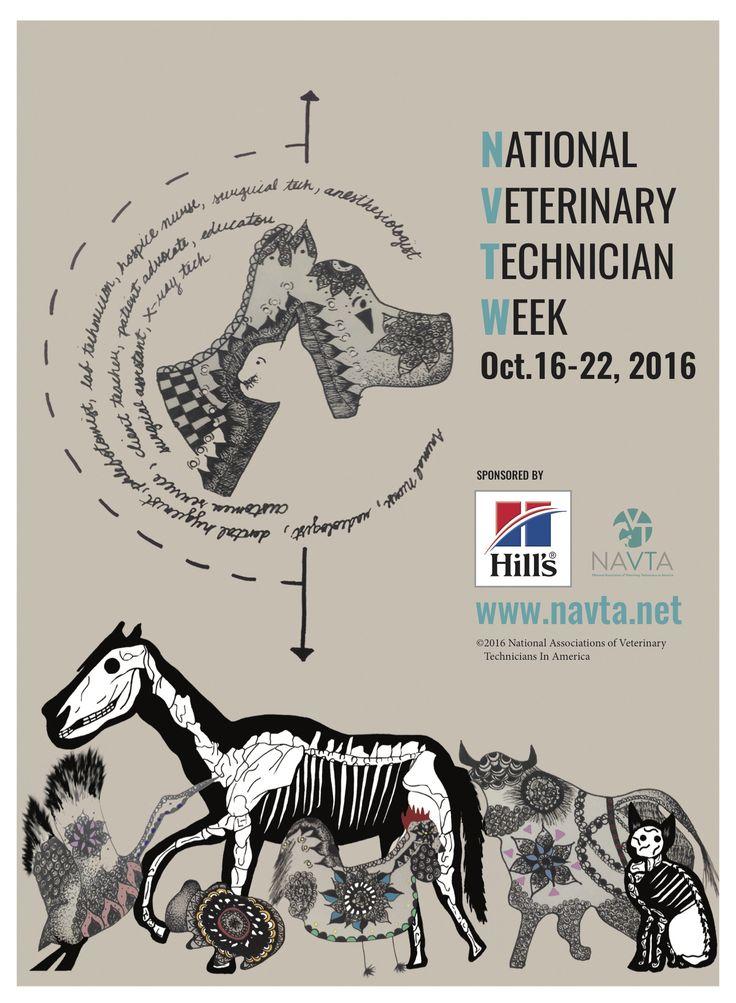 National Veterinary Technician Week National Association