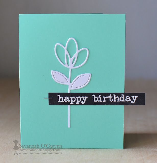 479 Best *cards-clean And Simple#2 Images On Pinterest