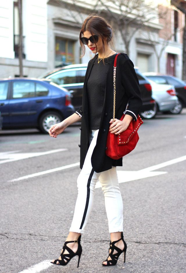 Stylish Inspiration for This Season: 25 Fashionable and Casual Combinations