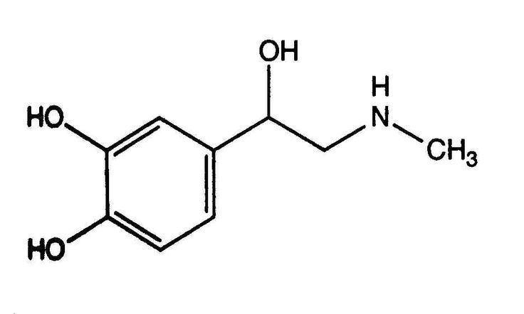 Epinephrine Molecule Adrenaline Fightorflight Tattoos