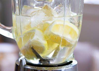 Blender Lemonade: Use the Whole Lemon - PureWow