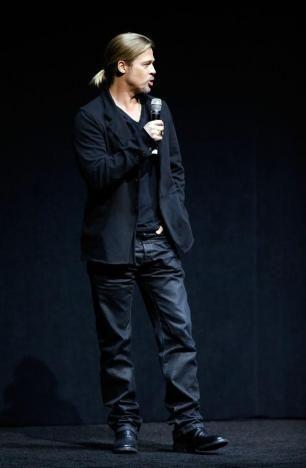 Brad Pitt follows Gwyneth Paltrow's dad's advice - Celebrity Balla