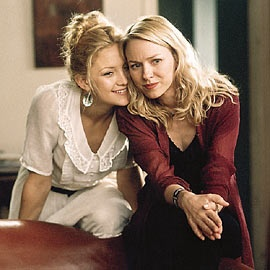 Le Divorce with Kate Hudson and Naomi Watts. I never tire of this movie.