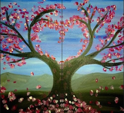 Paint Nite Baltimore | Blackthorn  Gonna go give this a try this weekend!  Stay posted!