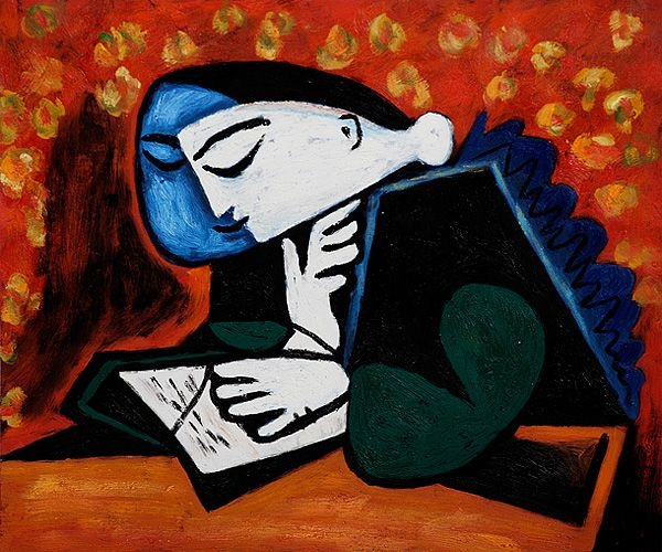 Why you should date a girl who readsOld Book, Girls Reading, Robert Pattinson, Girls Generation, Girl Reading, Girls Who Reading, Oil Painting, Pablopicasso, Pablo Picasso