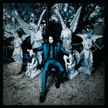 """Jack White Lazaretto 12"""" Vinyl Ultra LP (I do not yet own a vinyl player, but this Ultra LP makes me want to buy one. It has so many special features like a hologram of a floating angel and hidden tracks on the label paper. Many other amazing features too.. Also, I love Jack White.)"""