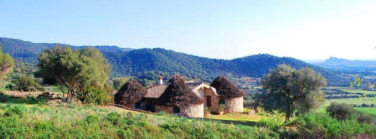 L'essenza - Oasi sensoriale in Sardegna si trova sulla costa nord orientale sarda, sulla collina Cuccu Ezzu di Torpè, vista mare e torre di Posada.