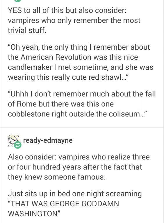 Vampire #funny•