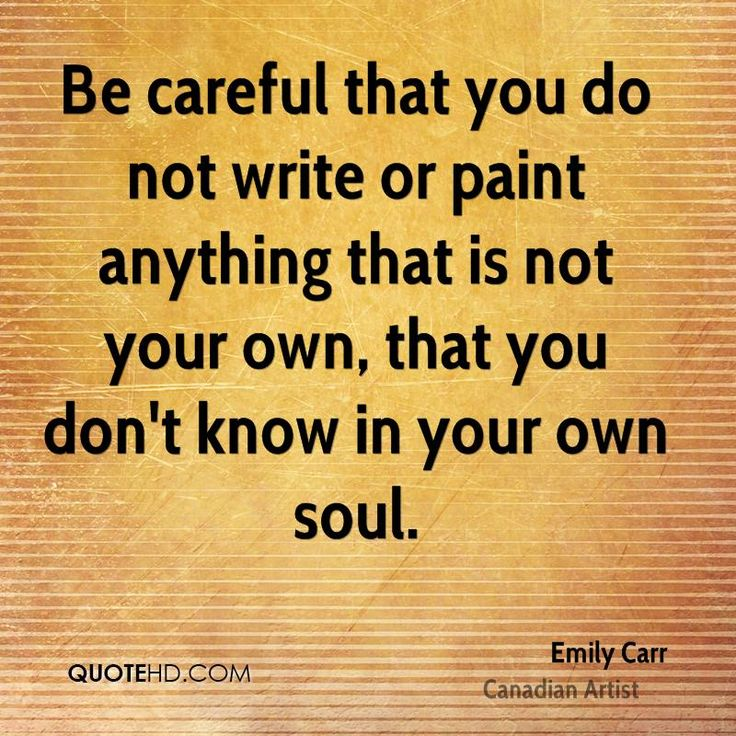 emily carr quotes - Google Search