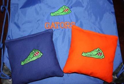 Custom cornhole bags
