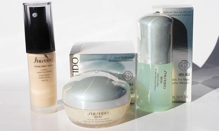 Shiseido fondotinta Synchro Skin e novita Ibuki - http://www.beautydea.it/shiseido-fondotinta-synchro-skin-novita-ibuki/ - Shiseido ci sorprende con un fondotinta innovativo e nuovi prodotti skincare Ibuki per una pelle da sogno!
