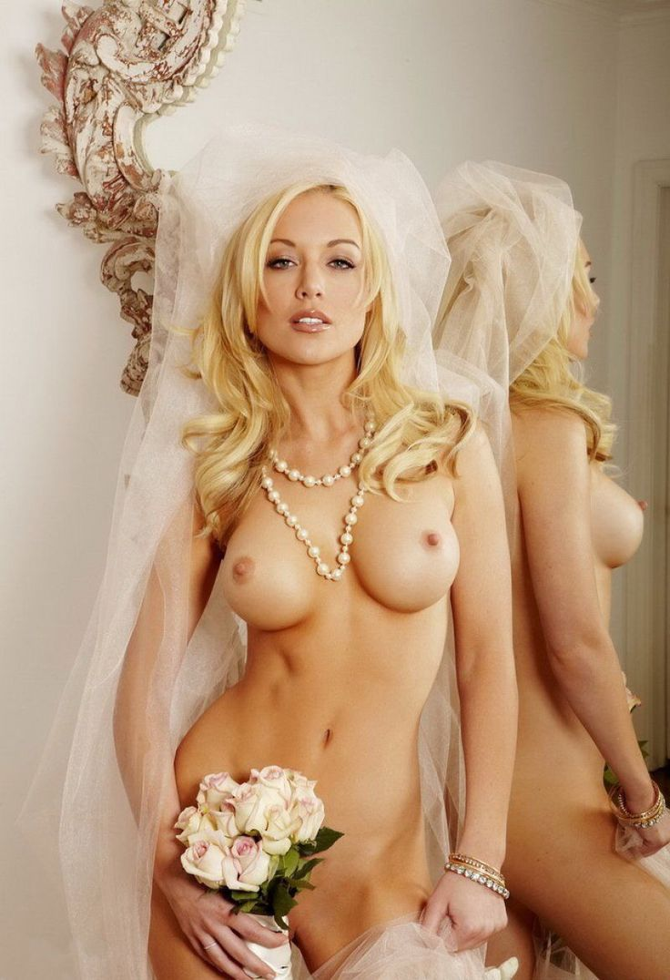 Night wedding sex nude bride