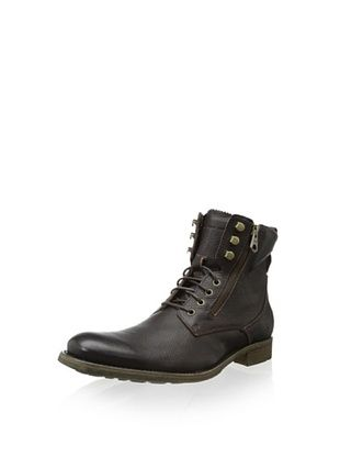 52% OFF Andrew Marc Men's Campbell Boot (Dark Brown/Brown Leather)