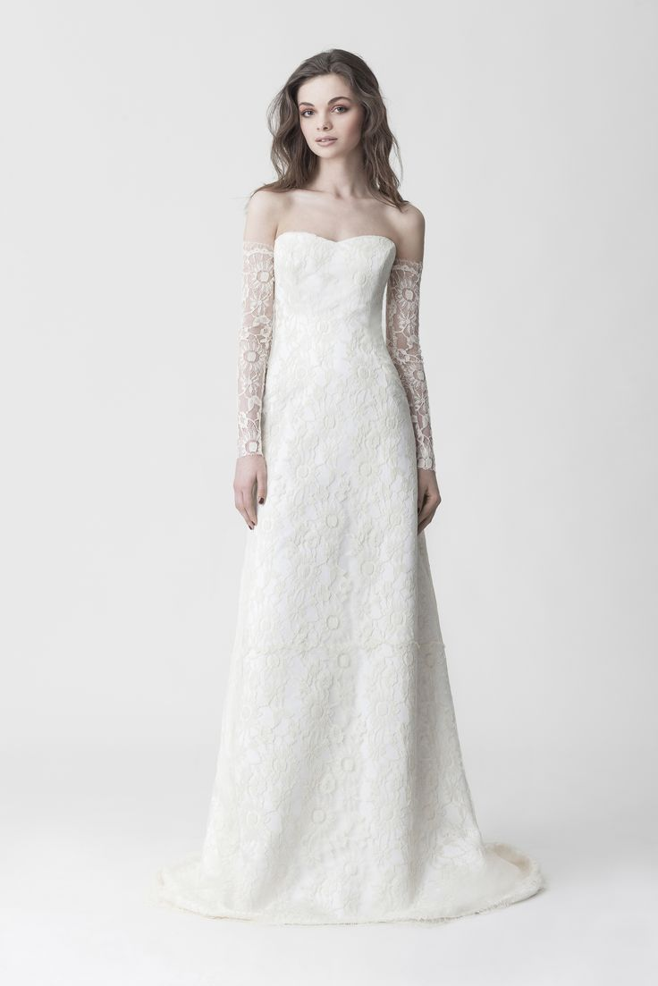 Makany Marta #Wedding Dresses  | iakeyou.co.uk  #wedding #bridal #weddingdresses #weddinggown