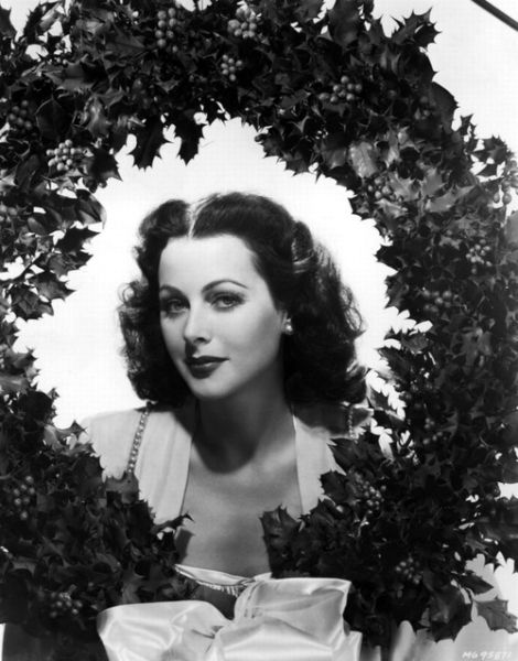 Hedy Lamar - co-inventor of an early technique for spread spectrum communications and frequency hopping, necessary to wireless communication that we have today