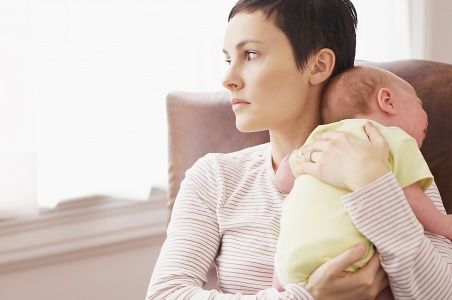Cómo superar la depresión post parto  #salud #spoots
