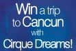 Enter to win a 4-day stay at the Moon Palace Golf & Spa Resort in Cancun, including airfare and tickets to the amazing Cirque Dreams Jungle Fantasy here: https://plus.google.com/106415118909782912069/posts?hl=en